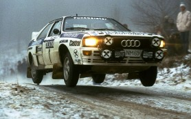 Made all-wheel drive practical for road cars, but came to dominate world rallying