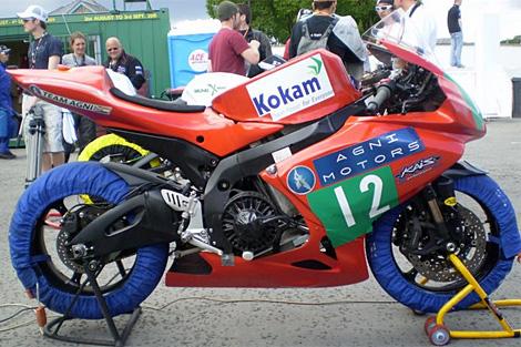 agni-bike