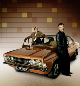 Gene Hunt's Mk 3 Cortina grounded Life on Mars on period