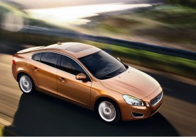 Dynamic new styling evolves further from the classic Volvo box
