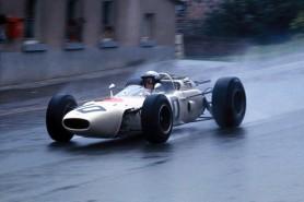 Honda's RA 272 at Spa, 1965