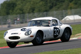 Mike ADAMS Jaguar E-Type