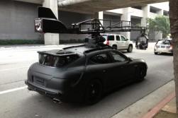 Porsche Panamera Camera Car