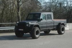 Mercedes-Benz-G-Wagen-Pick-Truck