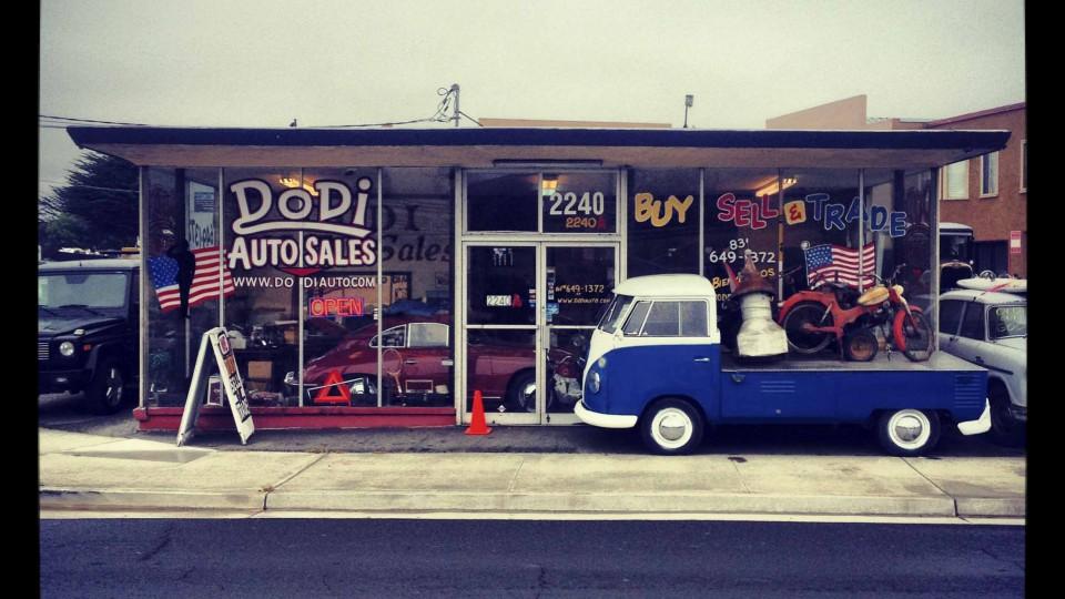 Dodi's car sales Monterey (1 of 1)