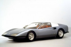 Amazingly period perfect concept form the Berlinetta Boxer
