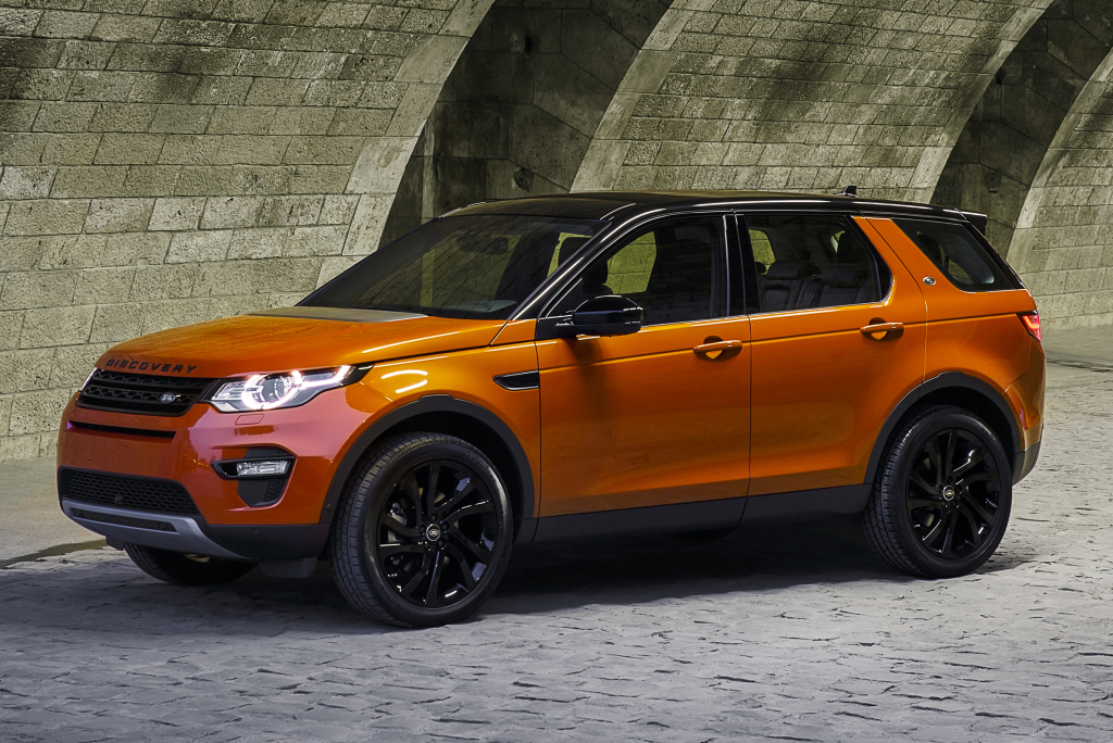 land rover discovery sport the future influx. Black Bedroom Furniture Sets. Home Design Ideas