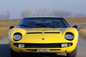 Miura: the only non Homologation special...