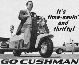 Cushman Advert