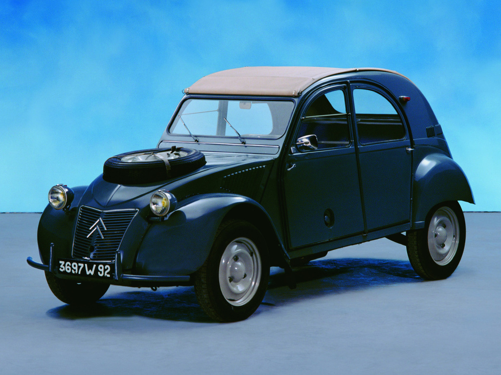 the evolution of the citro n 2cv influx. Black Bedroom Furniture Sets. Home Design Ideas