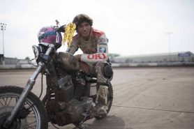Guy Martin hiding his light under a bushel