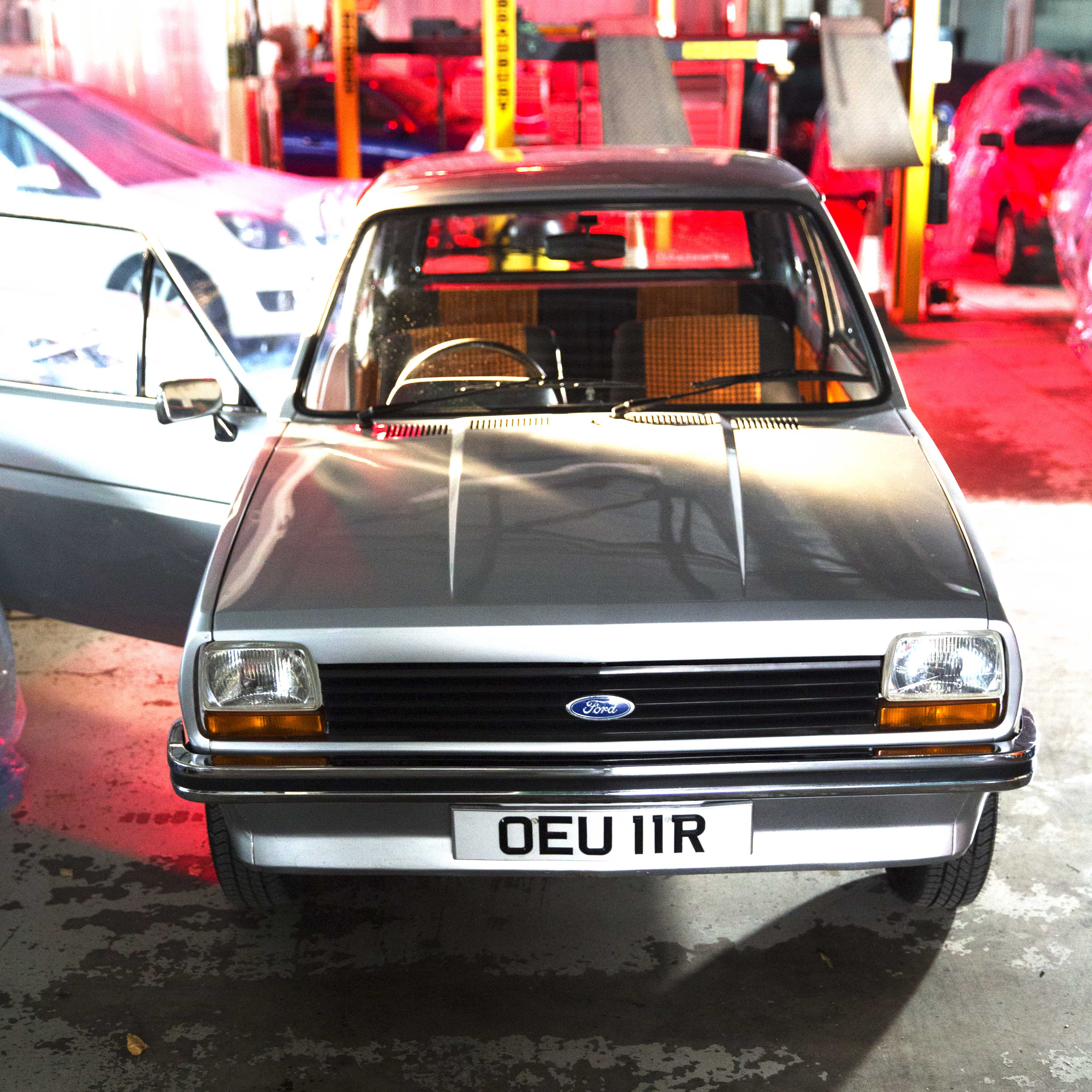 Ford Fiesta At Forty