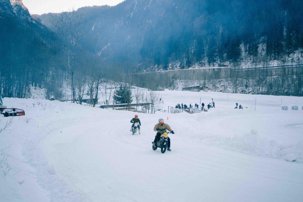 Snow Quake Alps 2017
