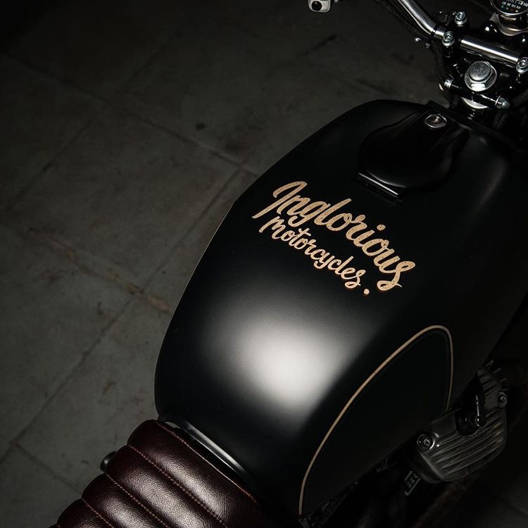 Inglorious motorcycles 3