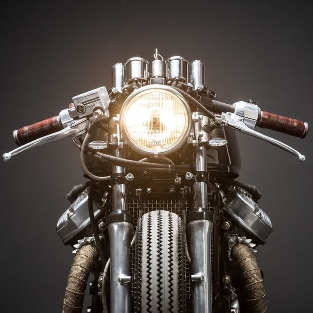 Inglorious motorcycles 1
