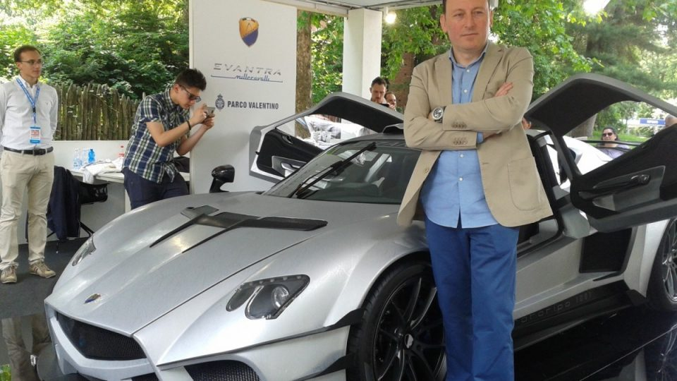 Mazzanti with Evantra
