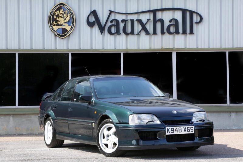 Lotus at Vauxhall