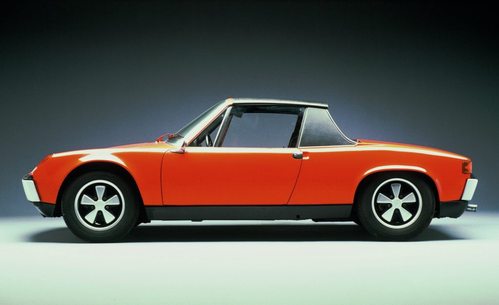 mid-engined 914 pic