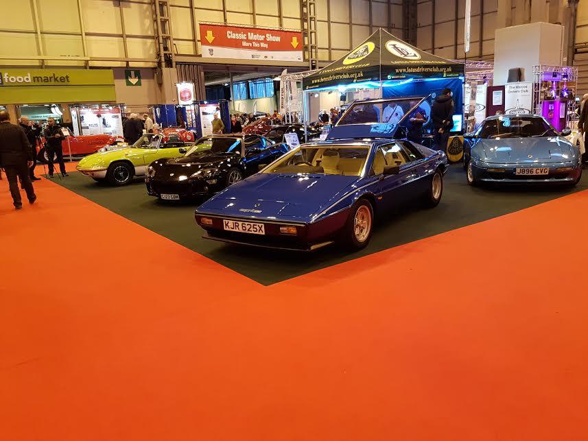 Lotus blue Esprit