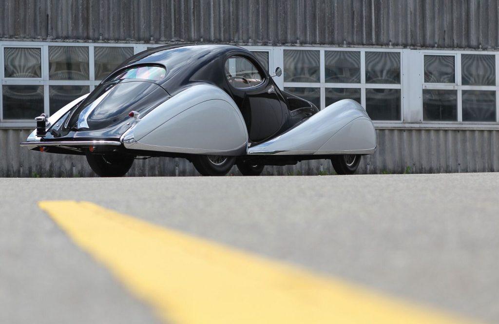 Talbot-Lago rear