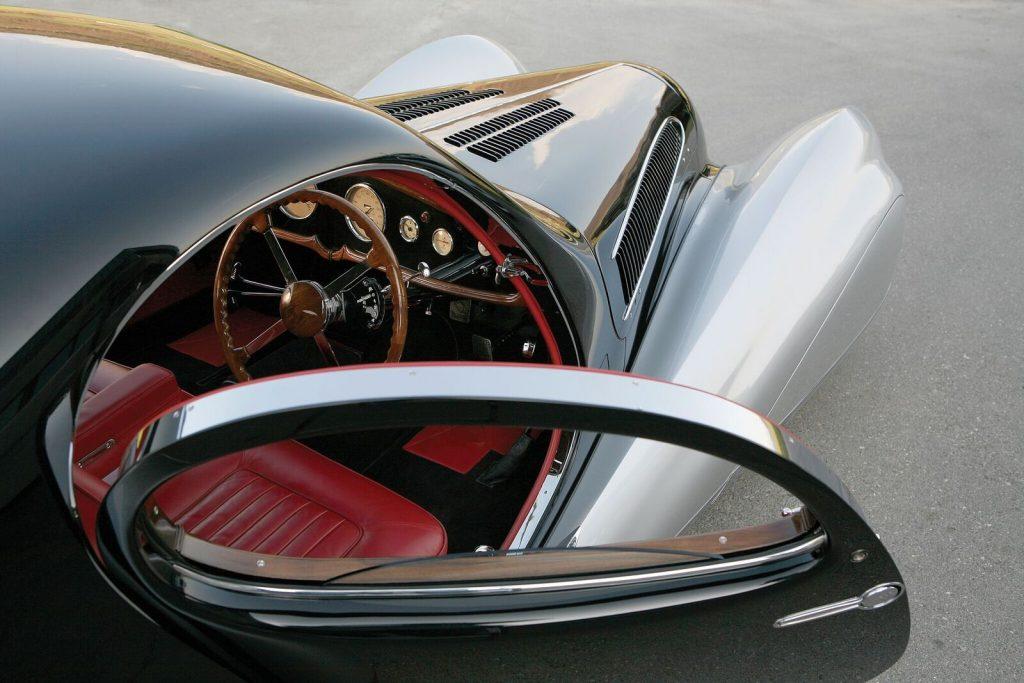 Talbot-Lago door