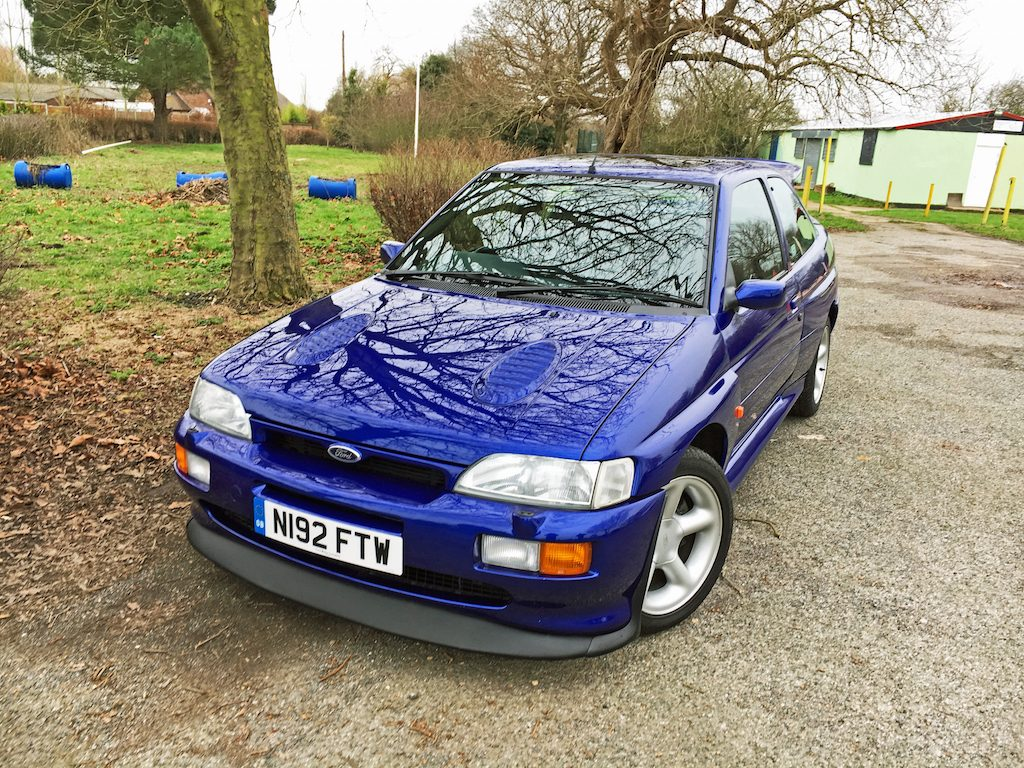 RS Cosworth front