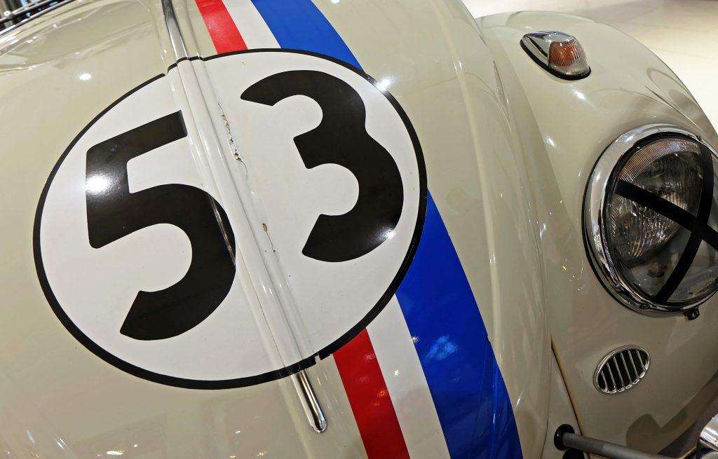 Herbie stripes