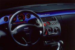 fiat coupe interior