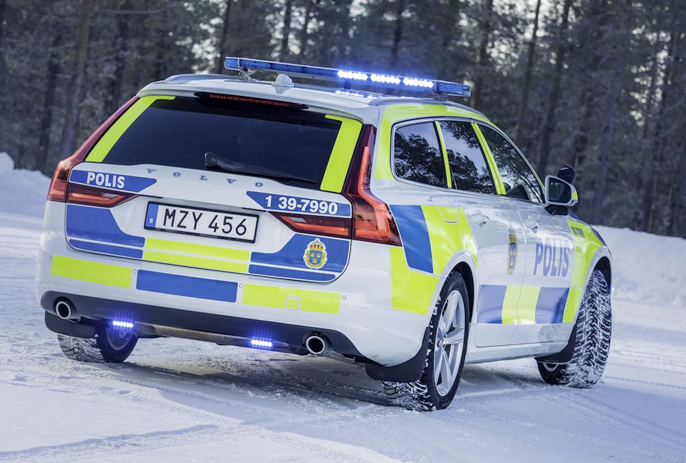 Volvo rear