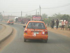 Transaid learner car