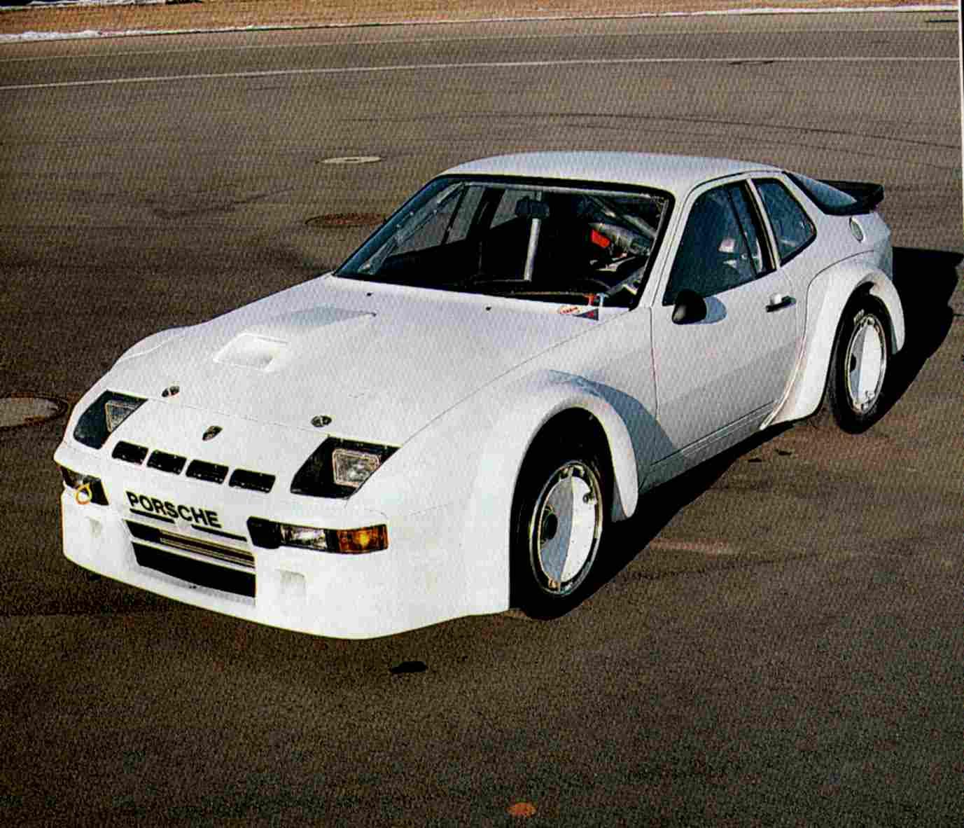 The Porsche 924 Carrera Gts