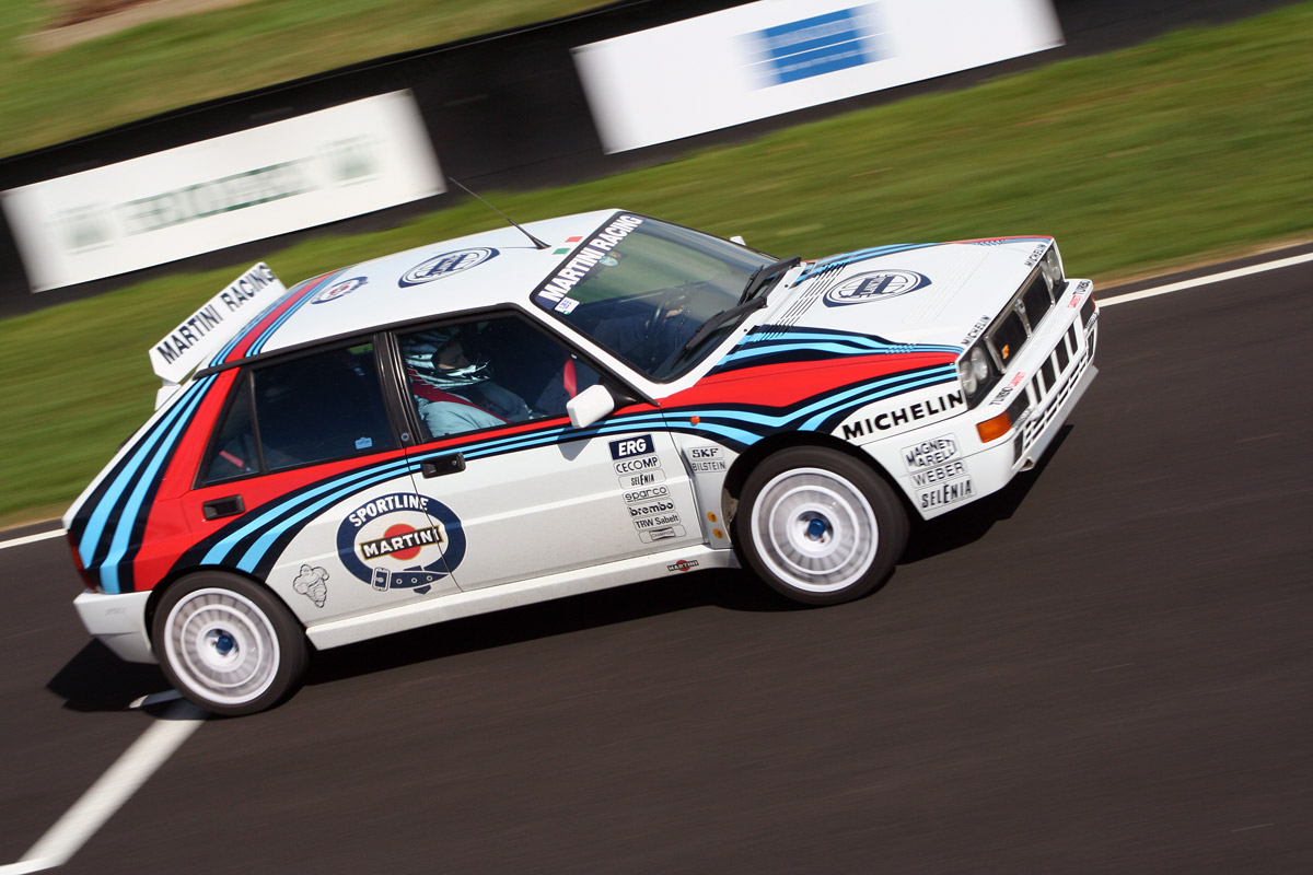 Influx Look At The Martini Racing Stripes