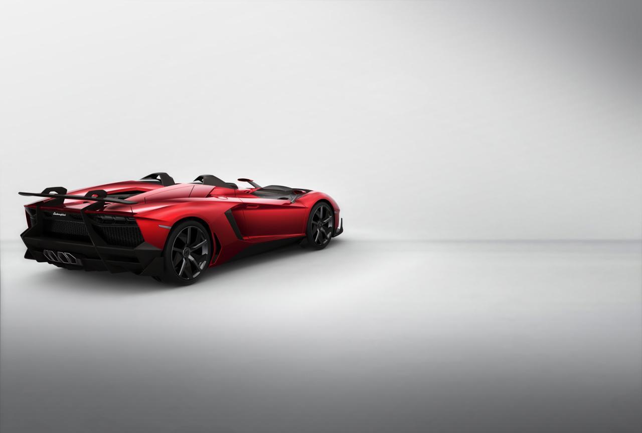 Geneva Lamborghini J Shock Influx Magazine