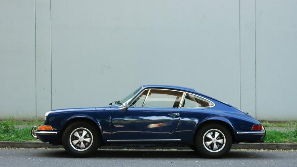 Porsche 912 Influx Magazine