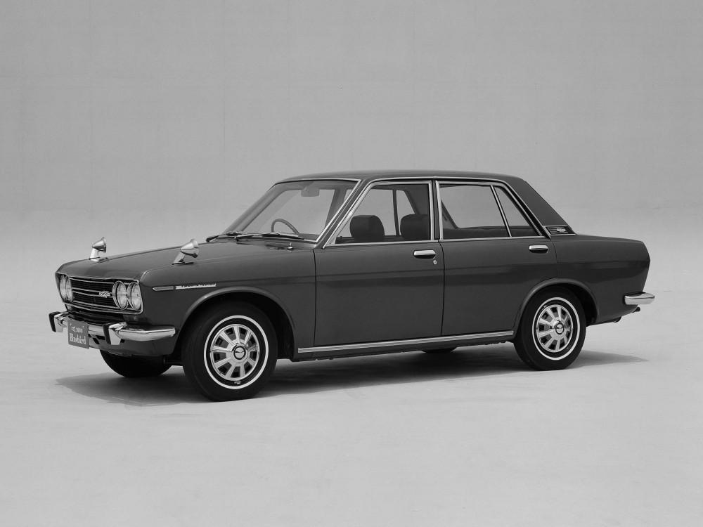 Datsun 510 Bluebird 1600 SSS |Influx Magazine | Classic Cars