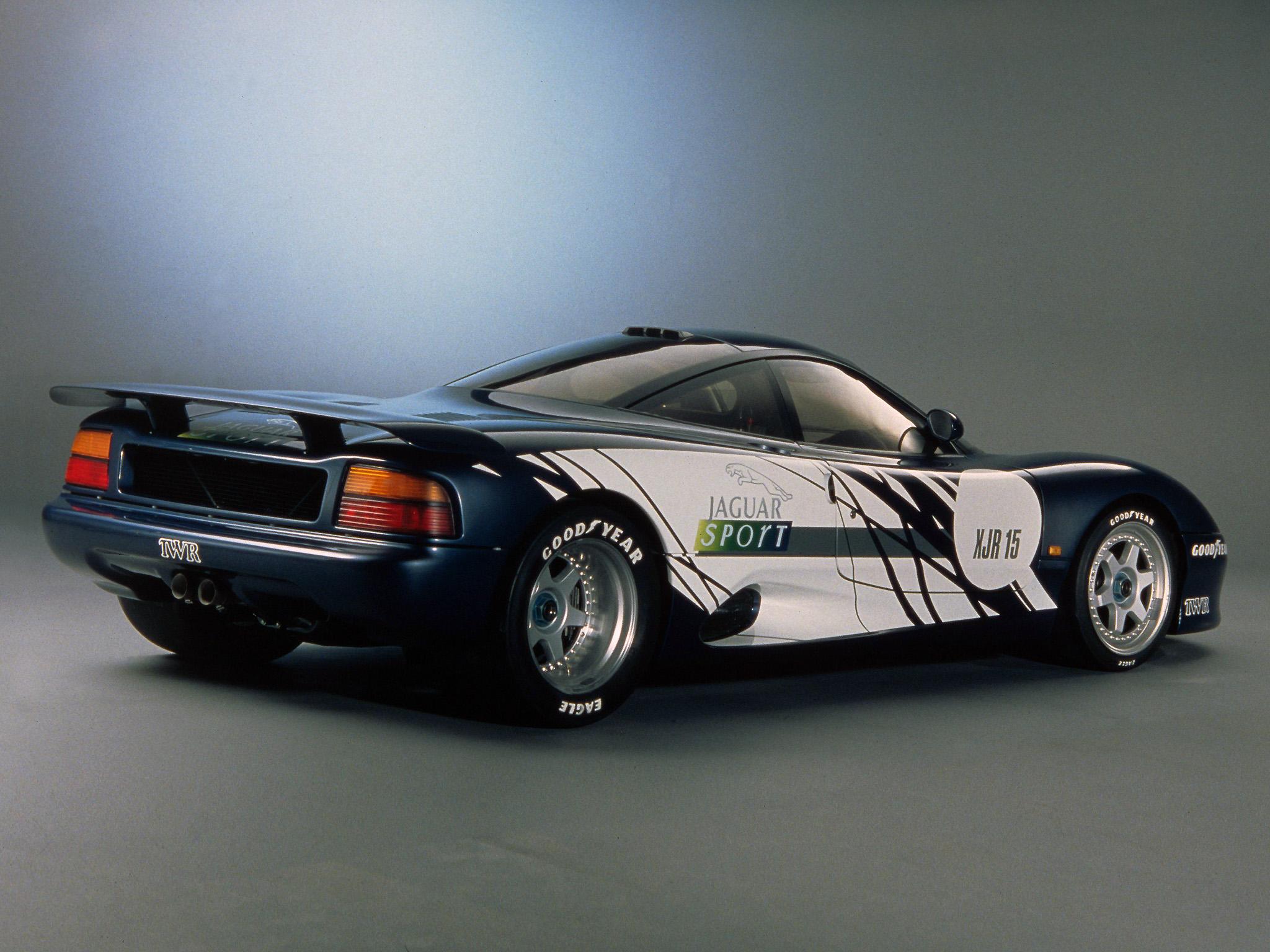 Jaguar Xj Race Car