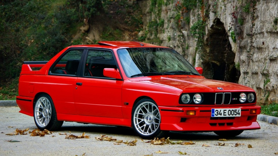 Bmw M3 The Evolution Influx