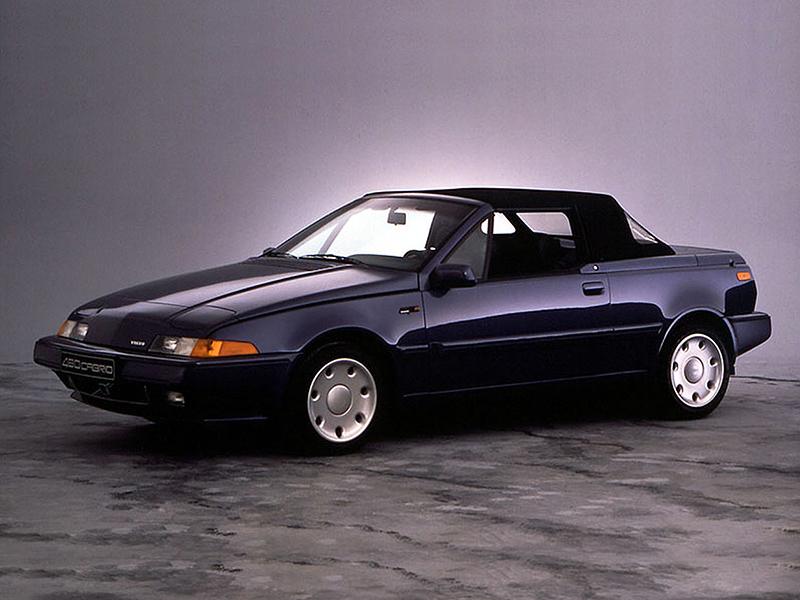 concept corner volvo 480 turbo cabrio influx. Black Bedroom Furniture Sets. Home Design Ideas