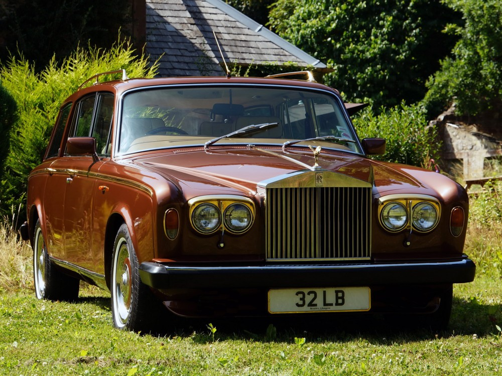 rolls royce silver shadow shooting brake influx. Black Bedroom Furniture Sets. Home Design Ideas