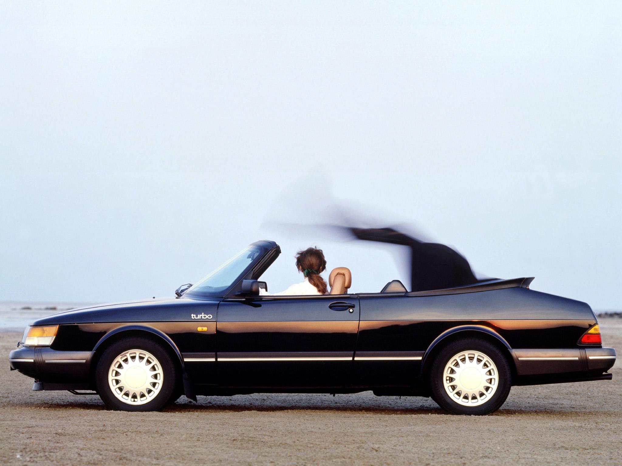 car crush the saab 900 turbo cabrio influx. Black Bedroom Furniture Sets. Home Design Ideas