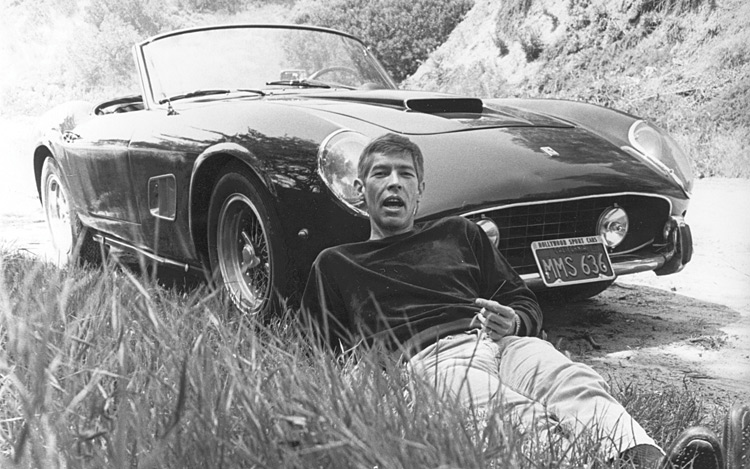 James Coburn And His Love Of Fast Cars Influx Magazine