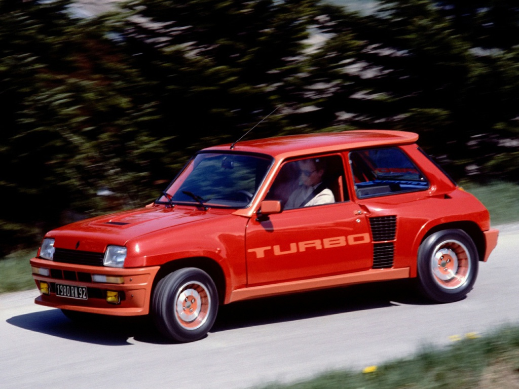 renault 5 turbo influx. Black Bedroom Furniture Sets. Home Design Ideas