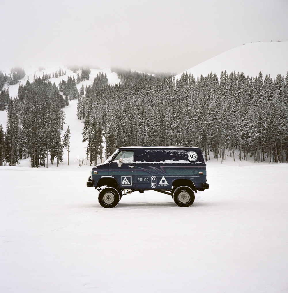 how to live on a van