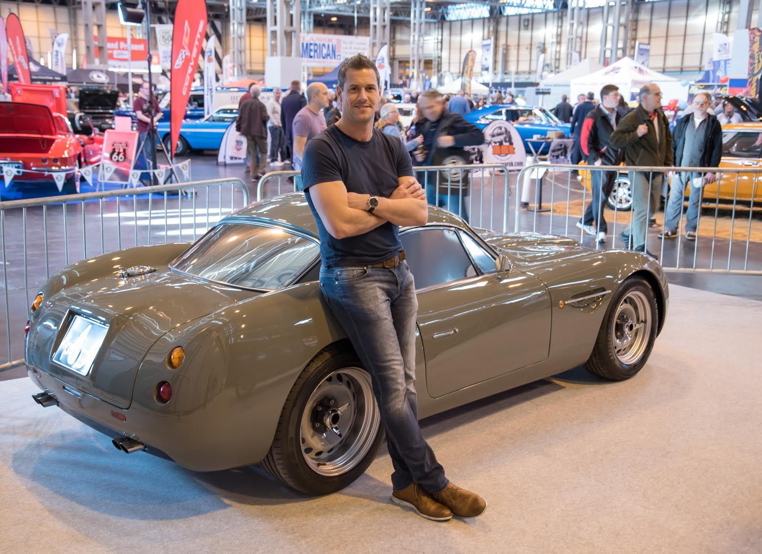 Ant Anstead Tells Us What Got Him To Where He Is Today